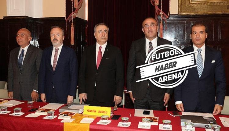 Son dakika! Galatasaray'da seçim iptal edildi