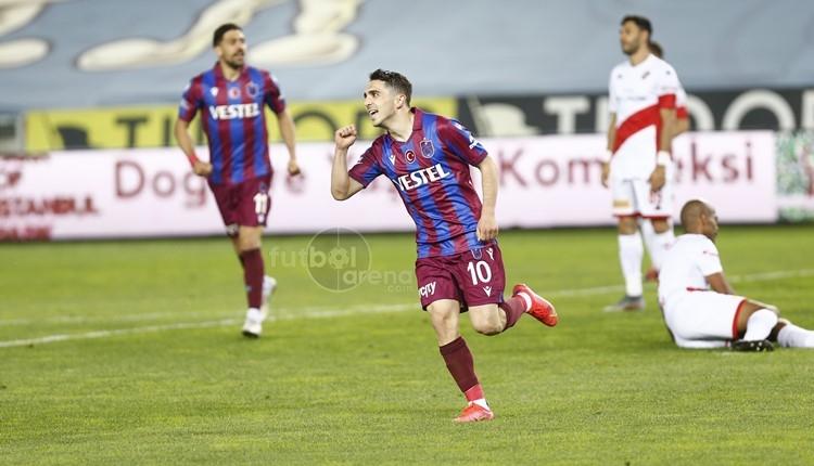 Trabzonspor, Süper Lig'de sezonu 4. sırada bitirdi
