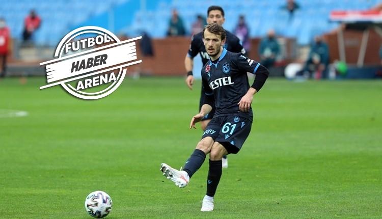 Trabzonspor'da Abdulkadir Parmak affedildi!