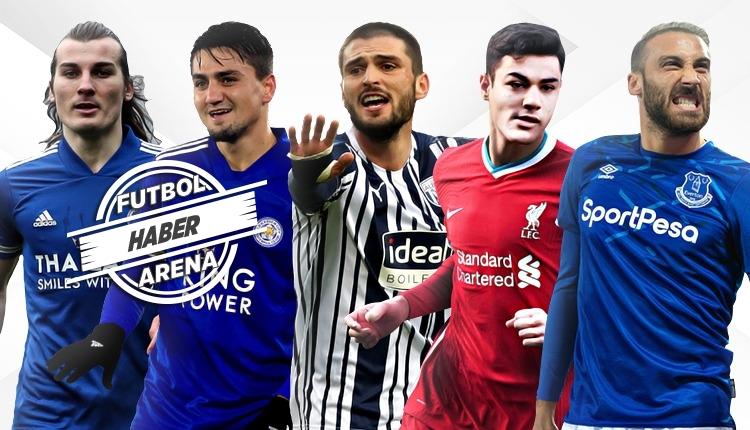 Türk futbolcular, Premier Lig'de sezonu nasıl geçirdi?