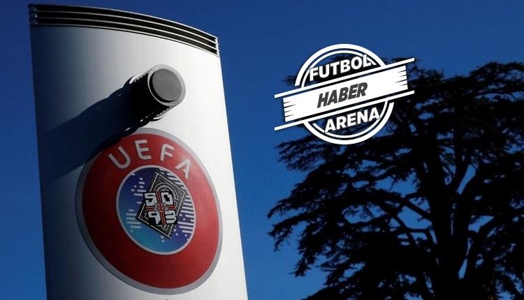 UEFA açıkladı! Real Madrid, Barcelona ve Juventus