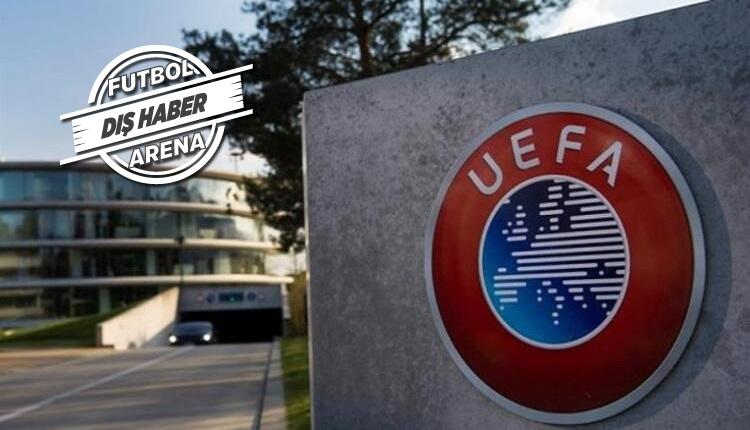 UEFA'dan flaş karar! 'Sırp takımları kupalara alınmayabilir'