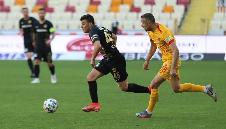 Yeni Malatyaspor 1-1 Kayserispor maç özeti ve golleri (İZLE)