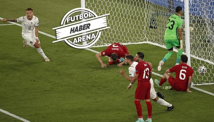 Açılış maçında İtalya'ya 3 golle kaybettik (İZLE)