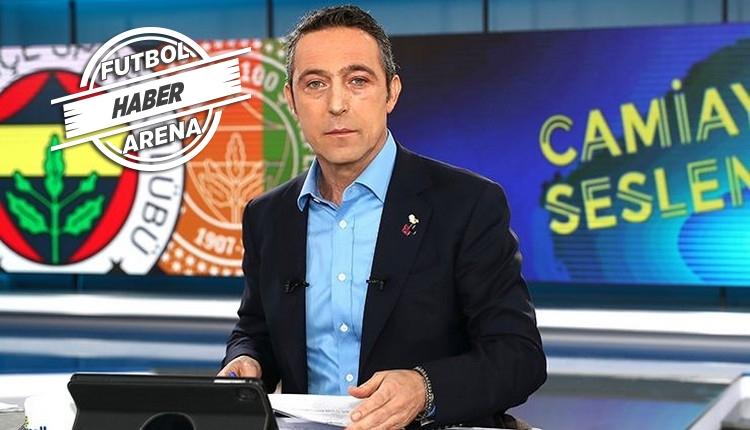 Ali Koç'tan Emre Belözoğlu kararı ve yeni teknik direktör
