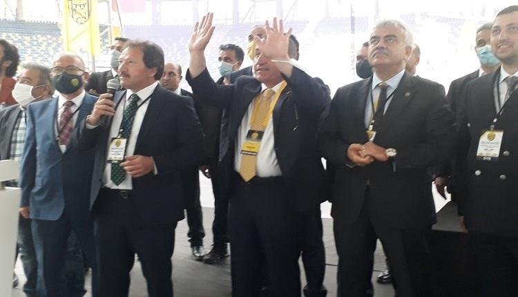 Ankaragücü'nün yeni başkanı Faruk Koca