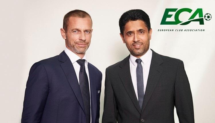 Avrupa Kulüpler Birliği, Nasser Al-Khelaifi yönetiminde toplandı