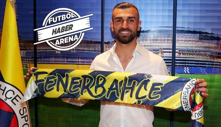 Bundesliga 2'nin gol kralı Serdar Dursun Fenerbahçe'de