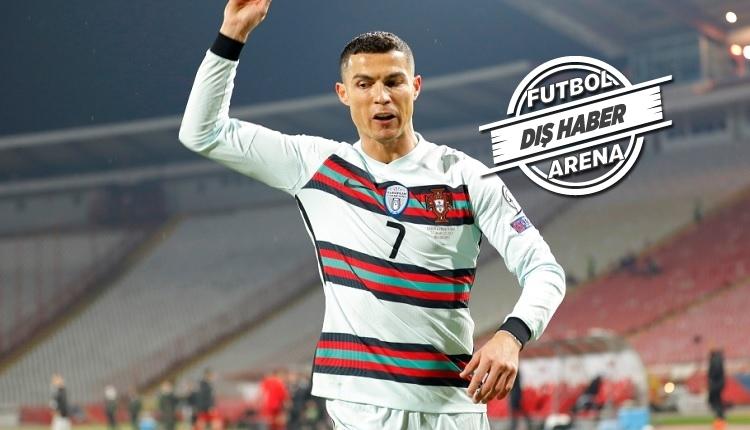 Cristiano Ronaldo'ya flaş sözler: