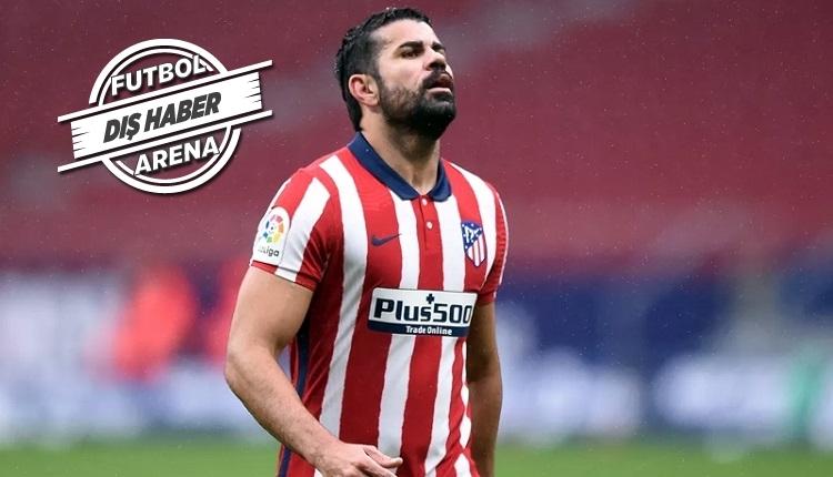 Diego Costa'ya en iyi teklif Beşiktaş'tan