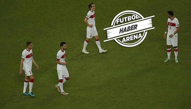 Euro 2020'ye veda sonrası: 'Sorumlular bizleriz!'