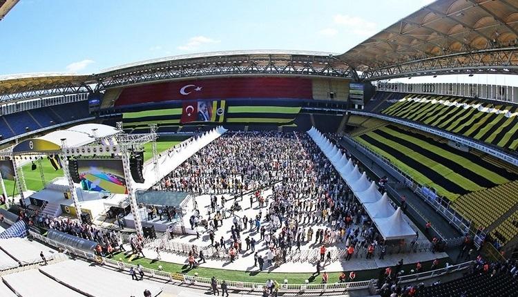 Fenerbahçe'de Genel Kurul