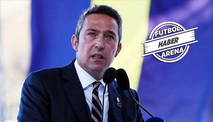 Fenerbahçe'den teknik direktör ve transfer açıklaması: