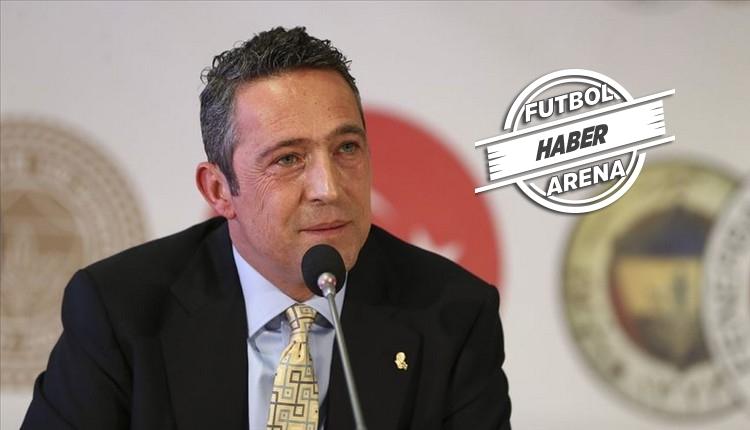 Fenerbahçe'nin yeni yönetimi açıklandı! Ali Koç'un listesi