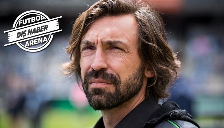 Flaş! Fenerbahçe Andre Pirlo ile görüşecek