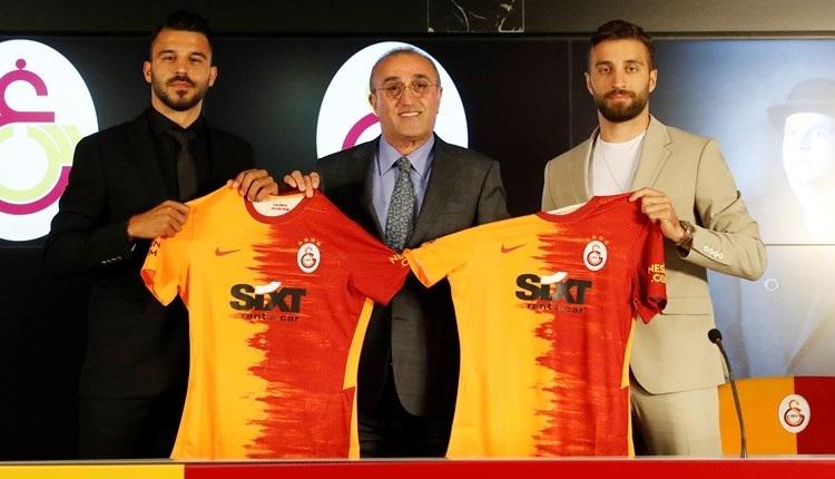Galatasaray, Alpaslan Öztürk ve Aytaç Kara'yı açıkladı! Maliyetler...
