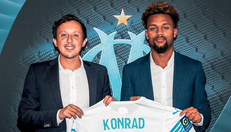 Galatasaray ile anılan Konrad De La Fuente transfer oldu