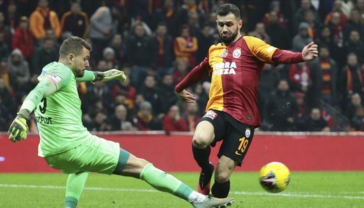 Galatasaray, Ömer Bayram ile yeniden anlaştı! Yeni maaşı