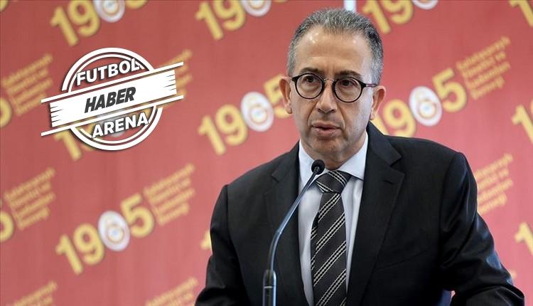 Galatasaray'da Metin Öztürk'ten seçim açıklaması
