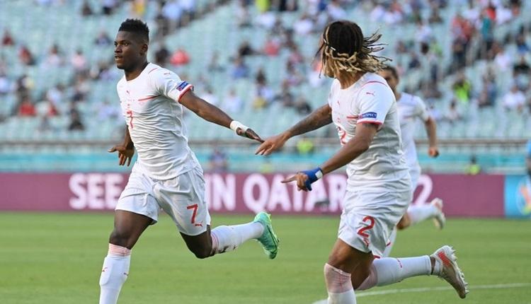 Galler 1-1 İsviçre maç özeti izle (Türkiye'nin grubunda puan durumu)