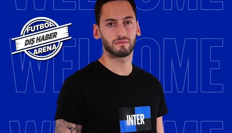 Inter, Hakan Çalhanoğlu transferini resmen açıkladı