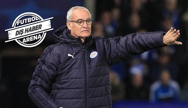 Lille'in yeni hocası Claudio Ranieri oluyor