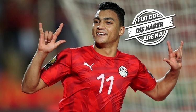 Mısır'da Mostafa Mohammed'den 2 gol