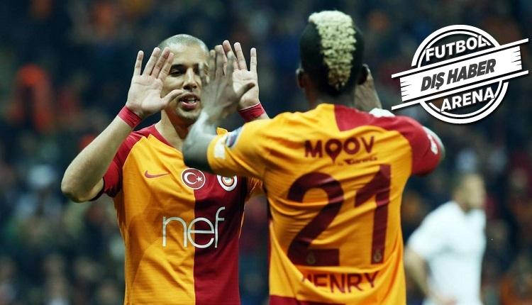 Olympiakos Feghouli ve Onyekuru transferi için devrede