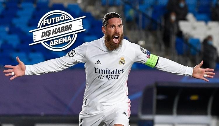 Sergio Ramos Real Madrid'den ayrıldı! Resmi açıklama