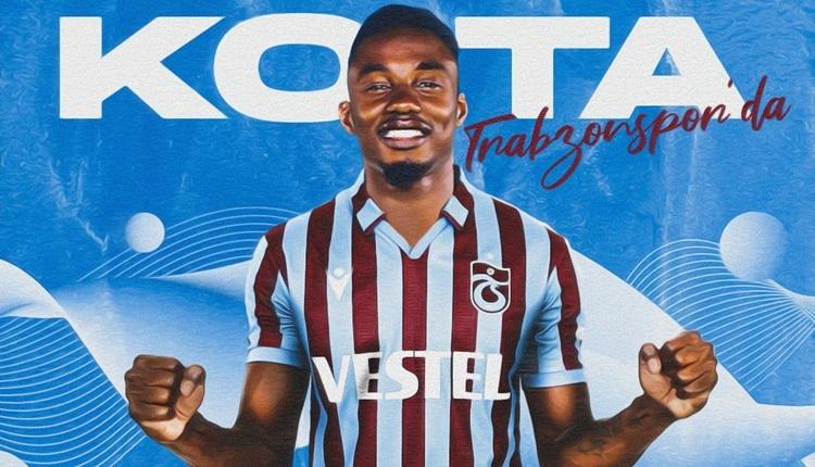 Trabzonspor, Koita transferinin maliyetini açıkladı