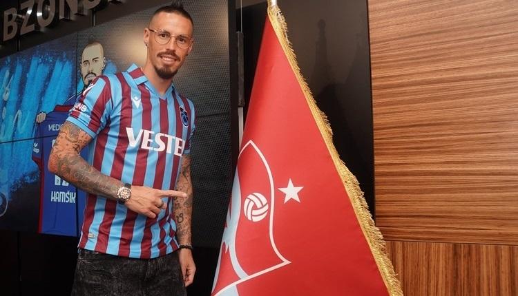 Trabzonspor'da Marek Hamsik imzaladı