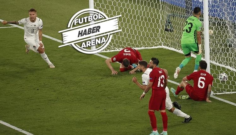Türkiye 0-3 İtalya maç özeti ve golleri (İZLE)