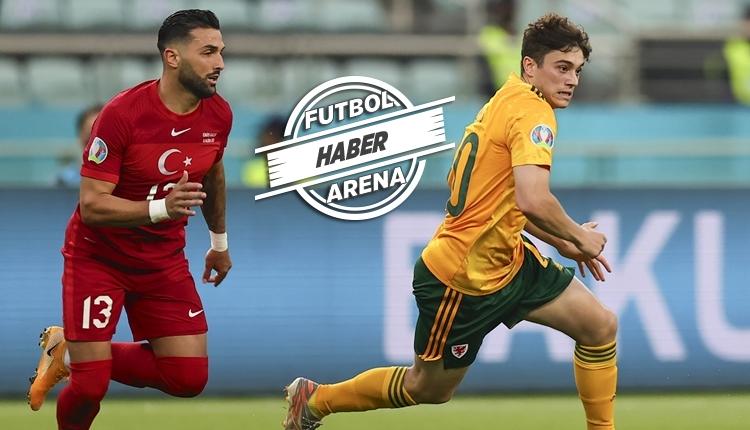 Umut Meraş, İsviçre maçında forma giyemeyecek