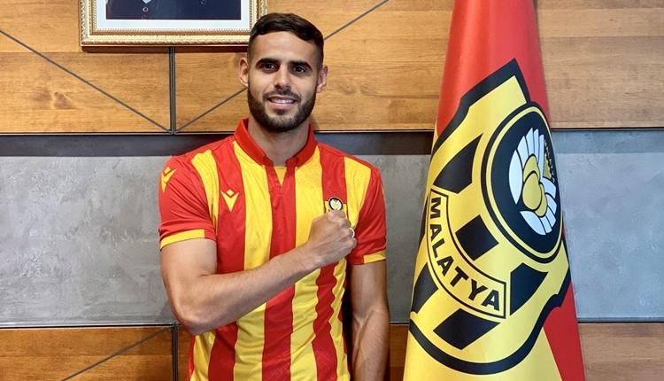 Yeni Malatyaspor transferde Rayane Aabid ile anlaştı