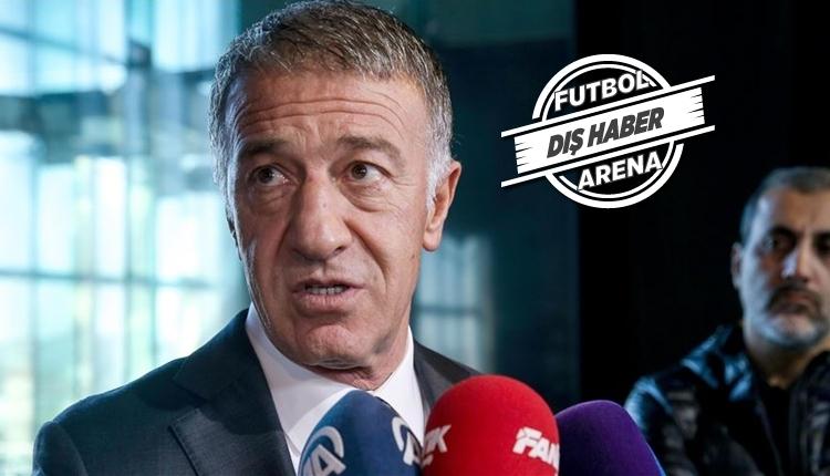 Ahmet Ağaoğlu'dan Dalbert için transfer açıklaması