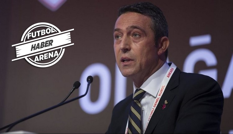 Ali Koç'tan TFF'ye ibra sözleri! 'Çekimser kalacağız'