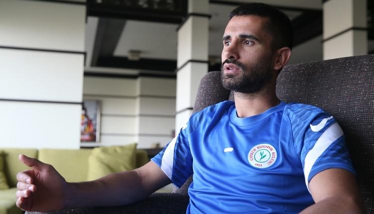 Alper Potuk'tan Rizespor ve Fenerbahçe sözleri: