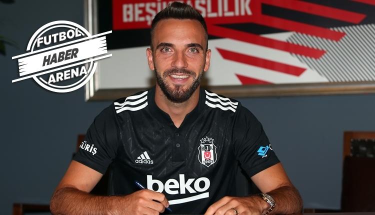 Beşiktaş, Kenan Karaman transferini açıkladı! İlk sözleri...
