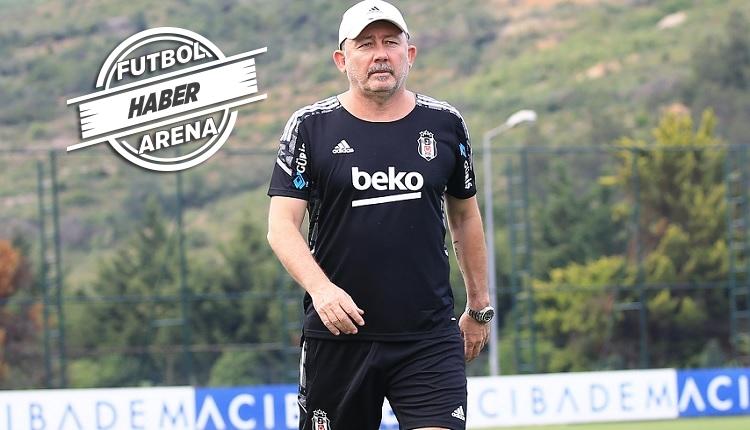 Beşiktaş sahaya indi! Yeni sezonun ilk antrenmanından notlar