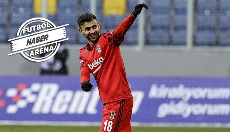 Beşiktaş'ta son dakika! 'Ghezzal ile büyük ölçüde anlaşıldı'