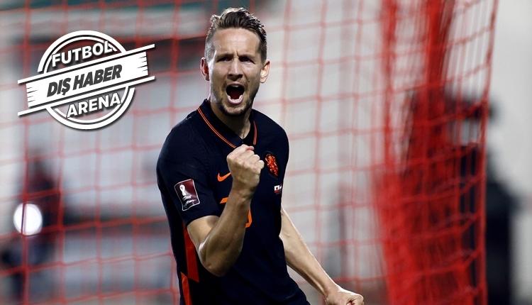 Beşiktaş'tan Luuk de Jong açıklaması: