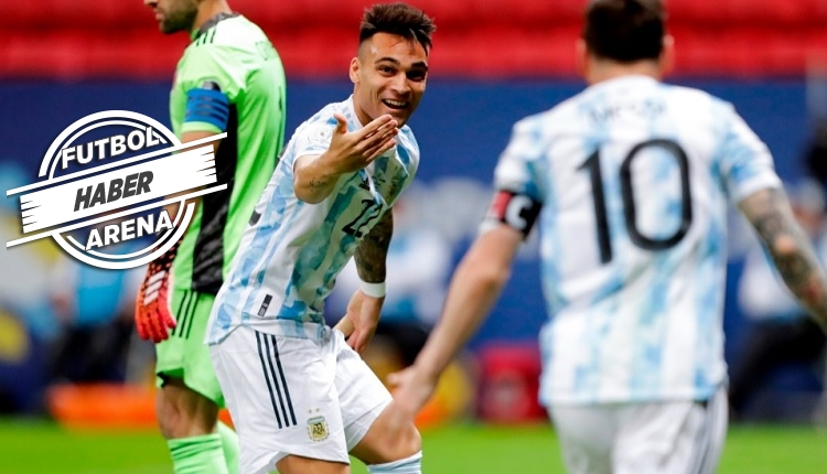 Copa America finali Arjantin Brezilya hangi gün, saat kaçta?