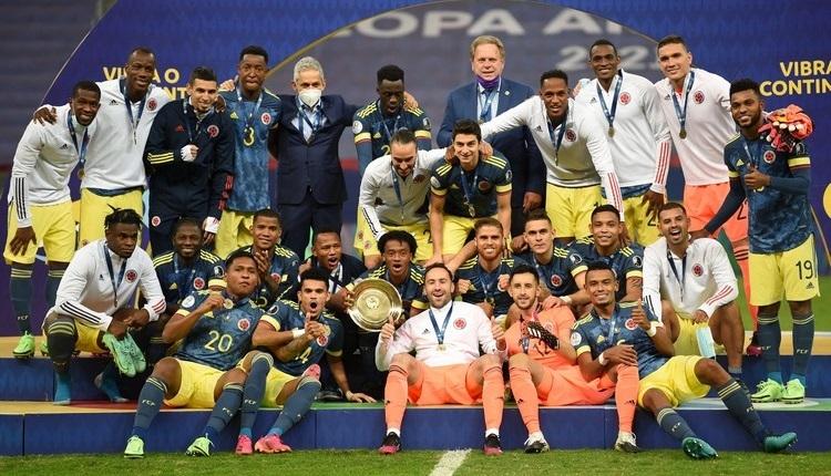 Copa America'da Kolombiya, Peru'yu 3-2 mağlup etti