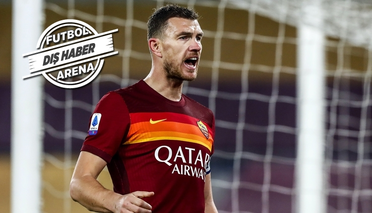 Dzeko transferinde Beşiktaş'ın rakipleri! İtalyanlar açıkladı