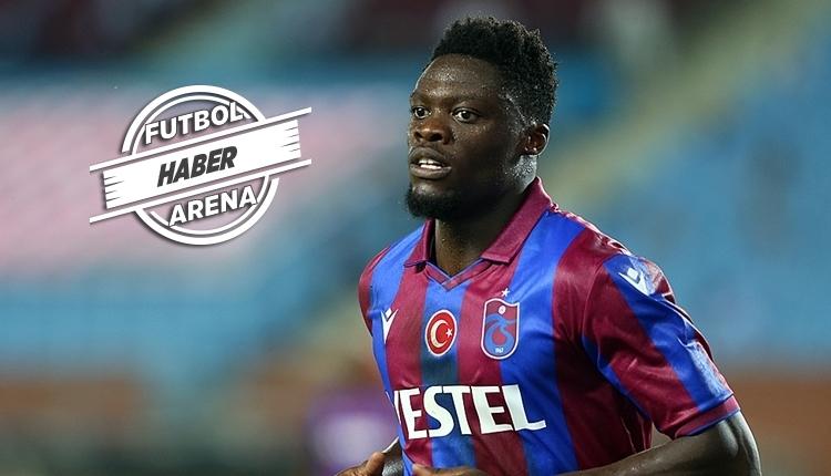 Ekuban, Trabzonspor'dan ayrılacak mı? İzin süresi doldu