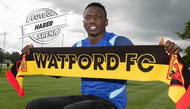 Etebo, Watford'a imza attı! Transfer açıklandı