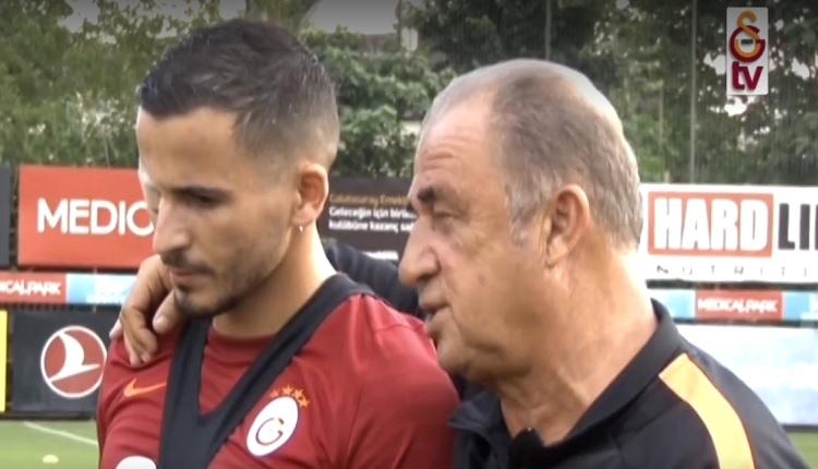 Fatih Terim ve Omar'dan duygusal açıklama