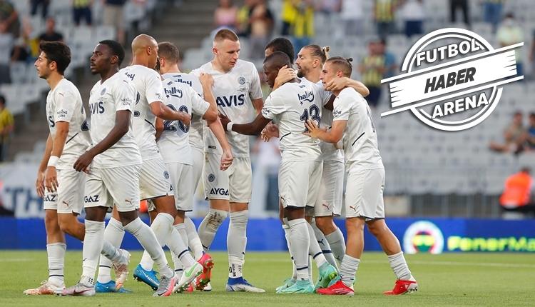 Fenerbahçe 2-2 Zwolle maç özeti ve golleri (İZLE)