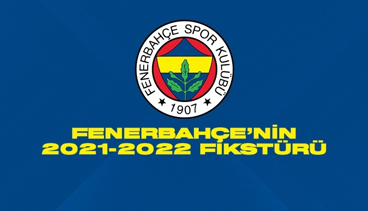 Fenerbahçe Süper Lig Fikstürü – Fenerbahçe Derbi Maç Tarihleri