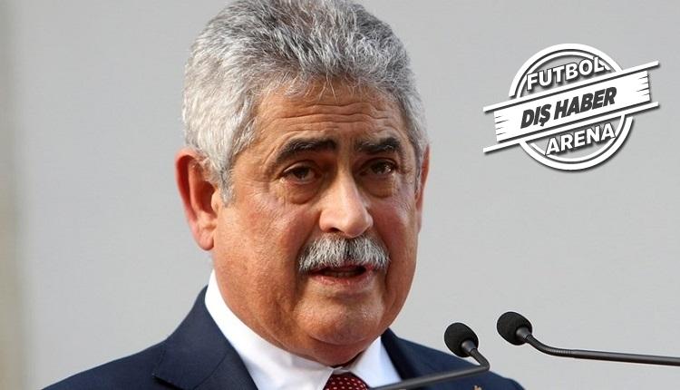 Flaş! Benfica Başkanı gözaltında! Dolandırıcılık, kara para aklama suçlamaları